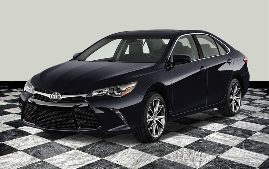 Captivating 2016 Toyota Camry XLE Sun Toyota