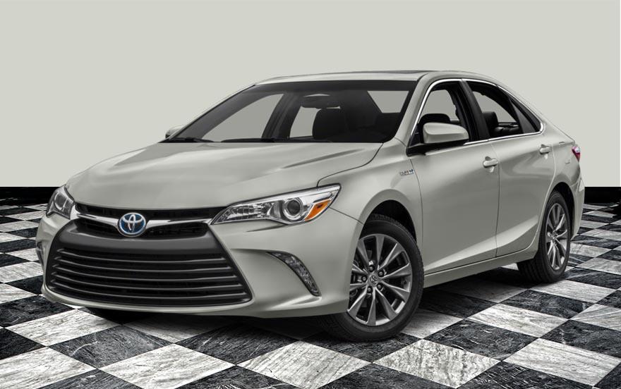 2016 Toyota Camry LE Hybrid Sun Toyota