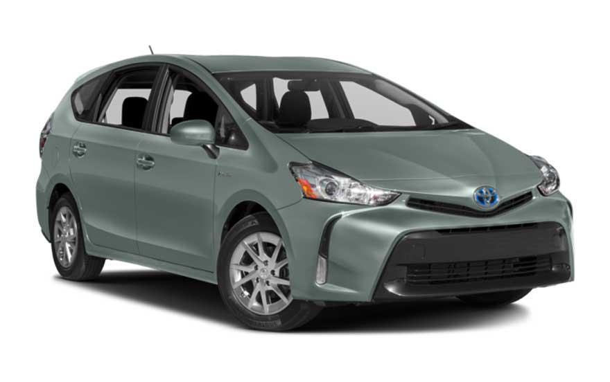 2016 Toyota Prius V4 Sun Toyota