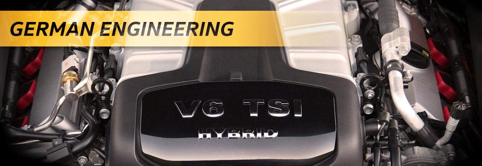 German Engineering - Powerful Engines - Southern Volkswagen Greenbrier