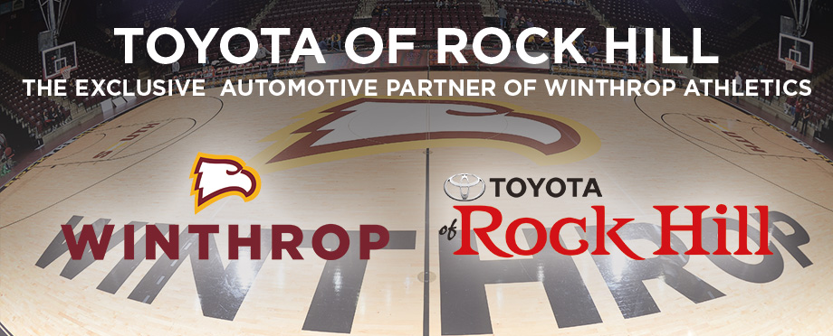 Toyota of Rock Hill Partners with Winthrop Athletics