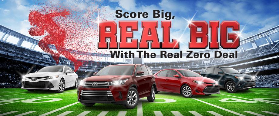 Score Big, Real Big