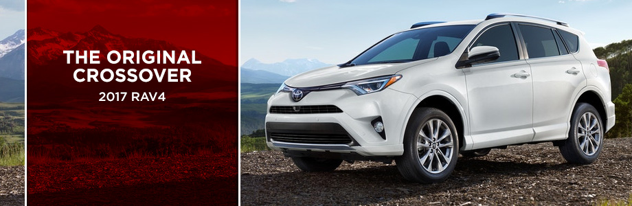 The 2017 Toyota RAV4 Is Available At Toyota Of Rock Hill Near Fort Mill, SC