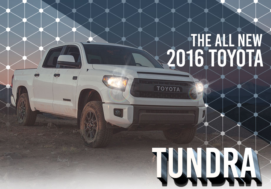 2016 Toyota Tundra Full Size Truck Toyota Of Tampa Bay