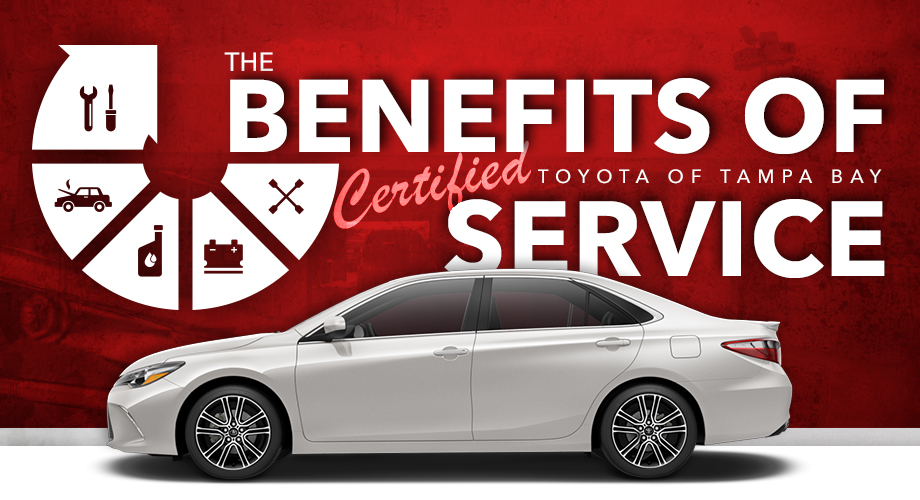 The Benefits of Certified Toyota Service in Tampa, FL