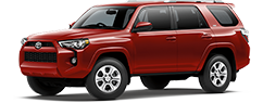 New Toyota 4Runner Special | Deals on a 2016-2017 4Runner for Sale in Tampa