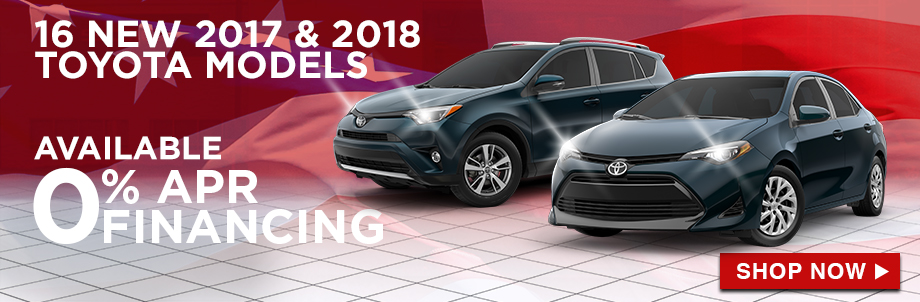 Available 0% APR Financing