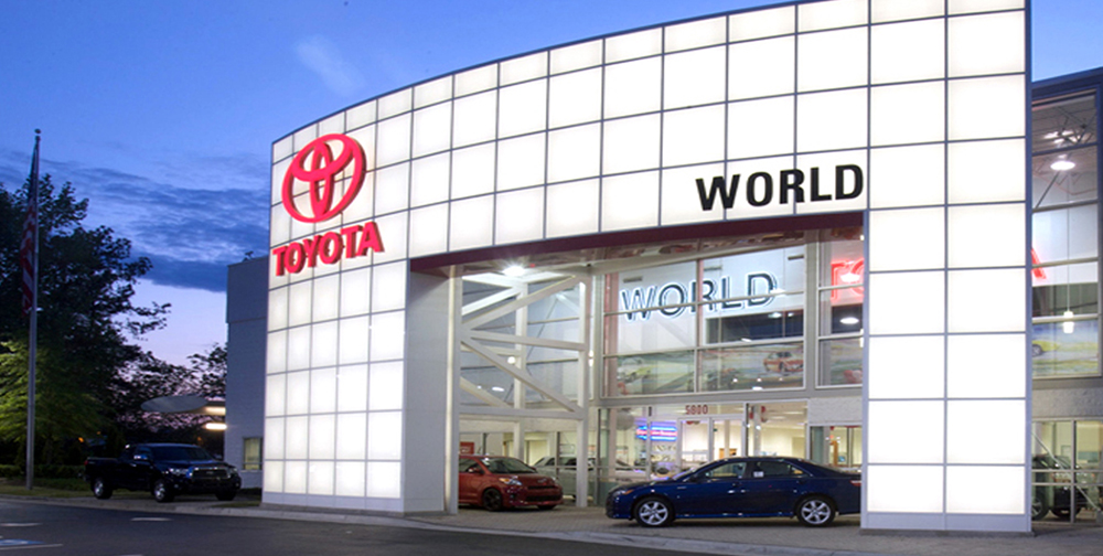 World Toyota is the a Toyota dealer in Atlanta, GA