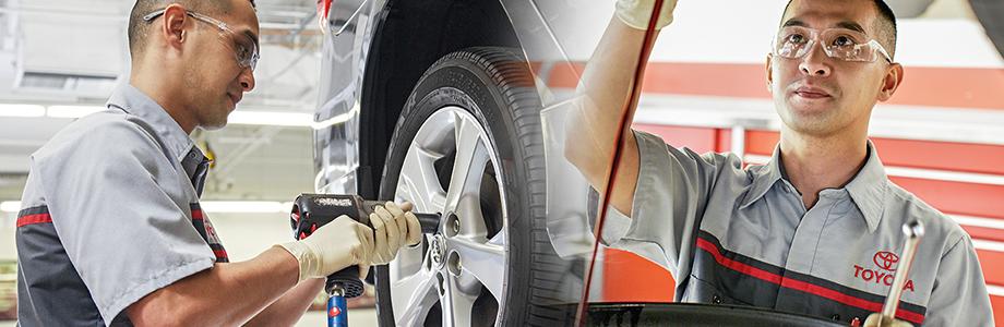 Auto Repair at World Toyota in Atlanta, GA
