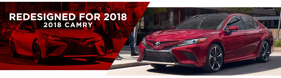 The 2018 Toyota Camry is available at World Toyota in Atlanta, GA