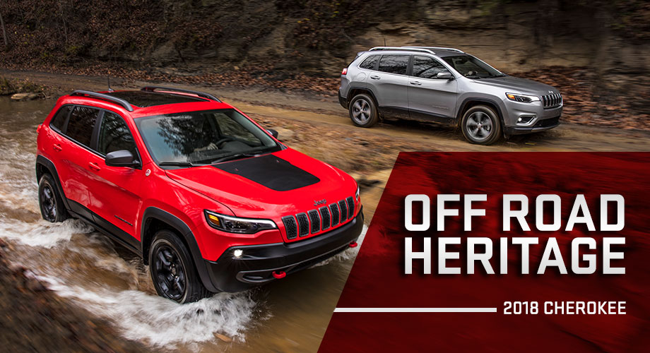 Awesome Experience The Rugged 2018 Jeep Cherokee At Bob Moore Chrysler Dodge Jeep  RAM
