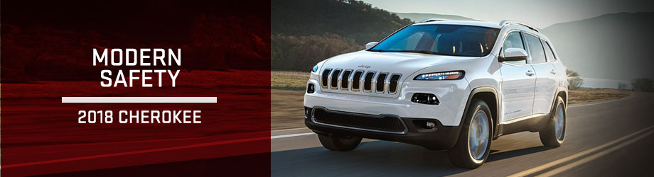 The 2018 Jeep Cherokee Is Available At Bob Moore CDJR In Oklahoma City, OK