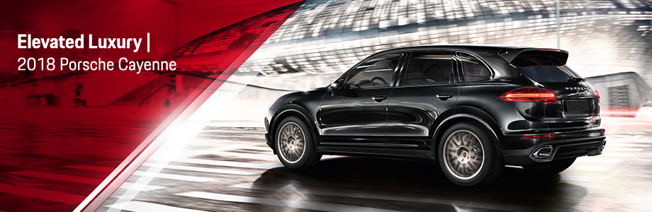 Top Reasons To Buy A 2018 Cayenne Capital Porsche In
