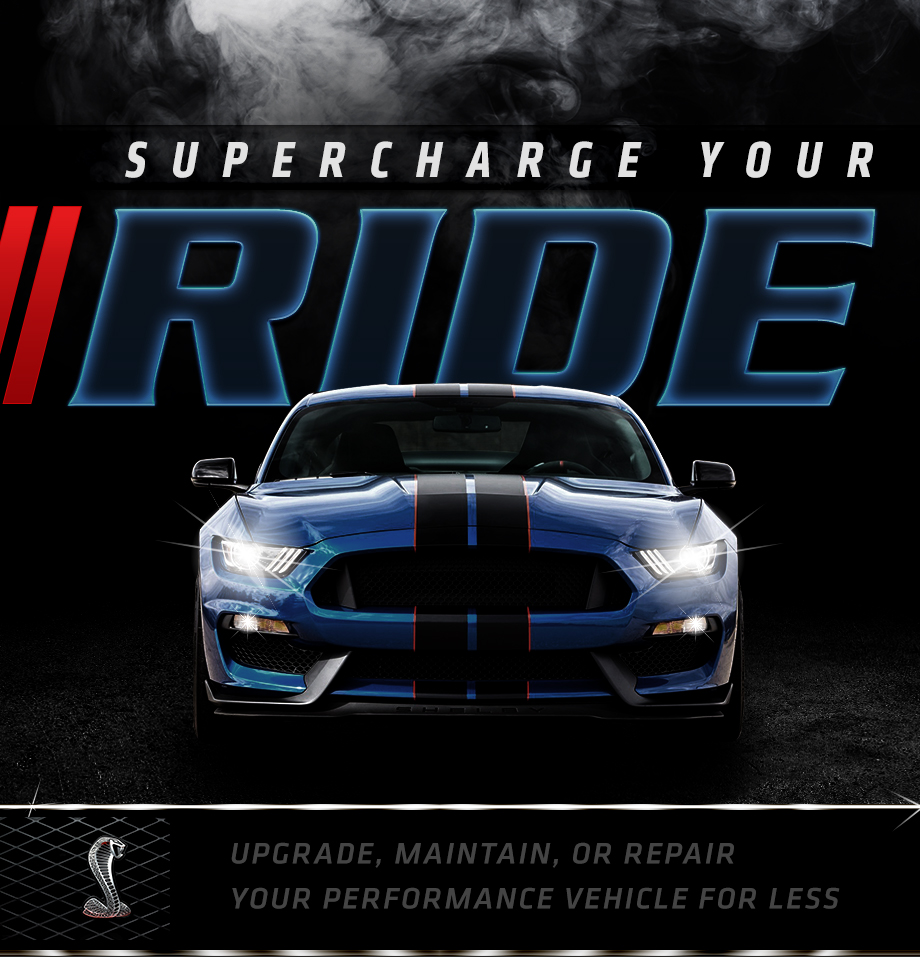 Supercharge Your Ride