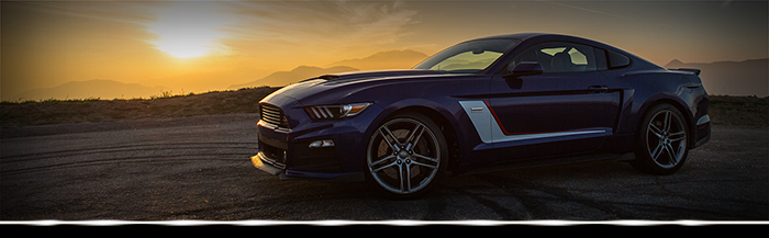 Supercharge Your Mustang | Champaign Ford City