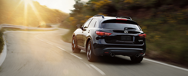 2016 Infiniti QX50 Crossover With Premium PackageLease for $339 a Month
