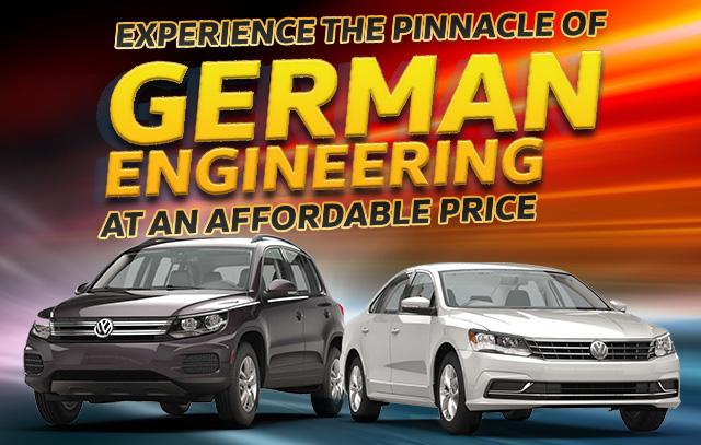 Garcia Volkswagen of Santa Fe | New Volkswagen dealership in Santa
