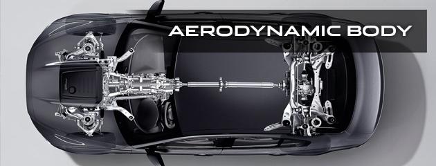 Aerodynamic Body