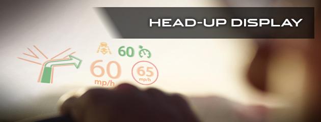 Heads-up Display