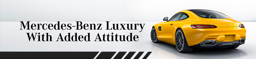 Mercedes-Benz Luxury With Added Attitude