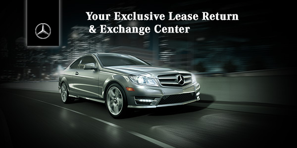 Your Exclusive Lease Return & Exchange Headquarters!