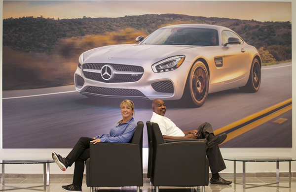 Contact Your Automotive Concierge At Mercedes-Benz Of McKinney
