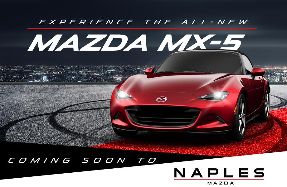2017 Mazda MX-5 Roadster launch, Naples Mazda, Fort Myers, Bonita Springs, Estero