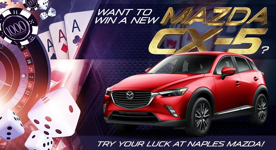 Mazda CX-5 Giveaway!