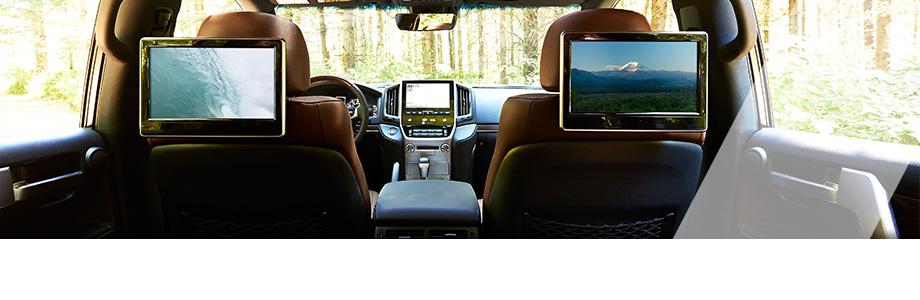 2017 toyota land cruiser luxury interior pappas toyota st peters missouri