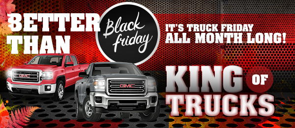 We Are The King of Trucks! Better Than Black Friday!