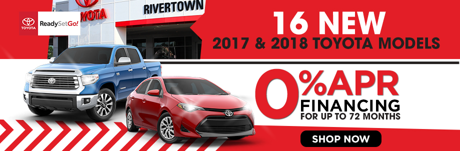 0% APR Financing For Up To 72 Months