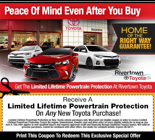 Rivertown Toyota Salutes Our Veterans