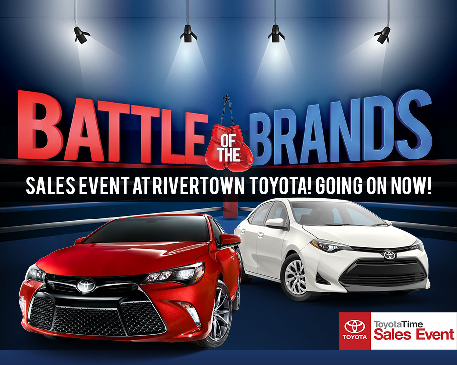 Battle of the Brands