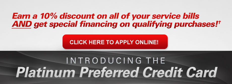Sun Toyota Platinum Preferred Credit Card