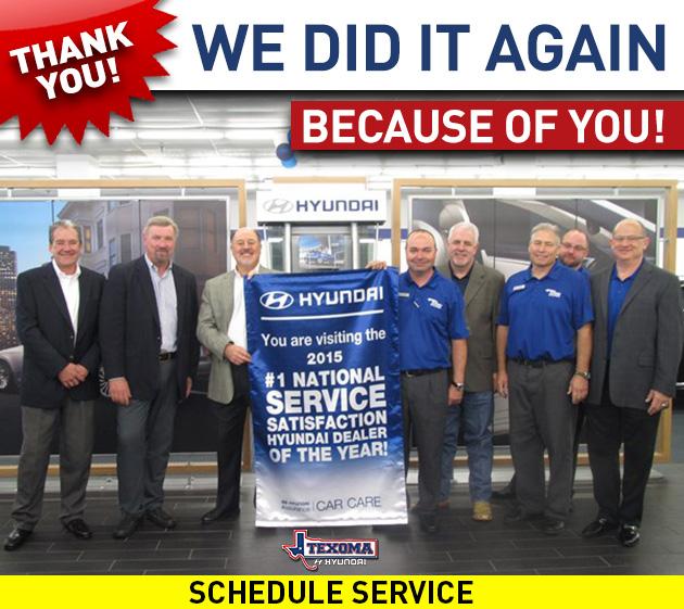 Low Price Hyundai Car SUV Extended Warranty #1 Hyundai Dealer In Nation Texoma Hyundai Sherman Texas TX