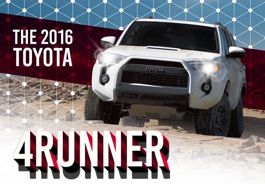 The Best Deal on Toyota 4runner
