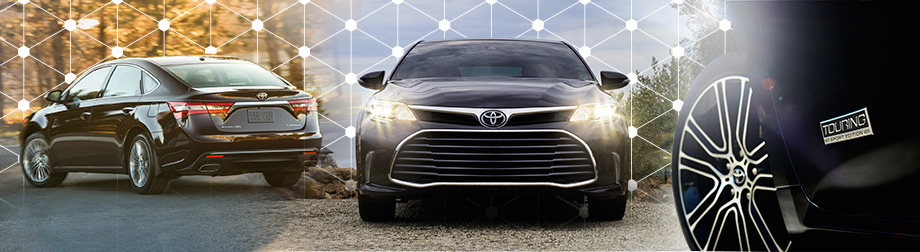 2016 TOYOTA AVALON - TOYOTA OF TAMPA BAY