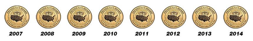 President's Award Winning Auto Service in Tampa